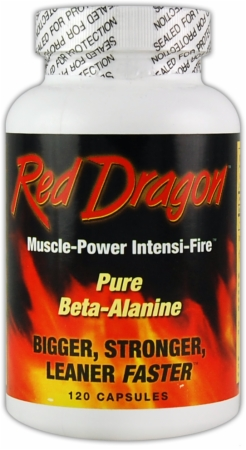Muscle-Link Red Dragon